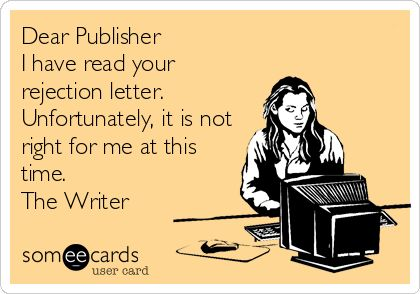 dear publisher