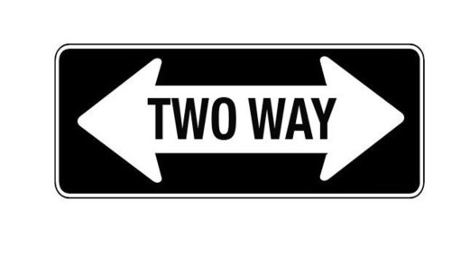 Two-Way-Street